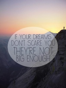 Do your dreams scare you?!