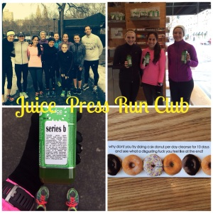 Did you know there are 4 different Juice Press run club locations? 2 uptown and 2 downtown.